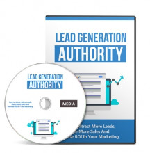 Lead Generation Authority Gold Upgrade